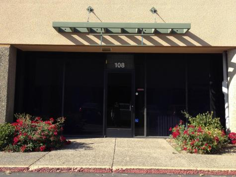 2121 2nd Street #C107 & C108, Davis - Office Entrance